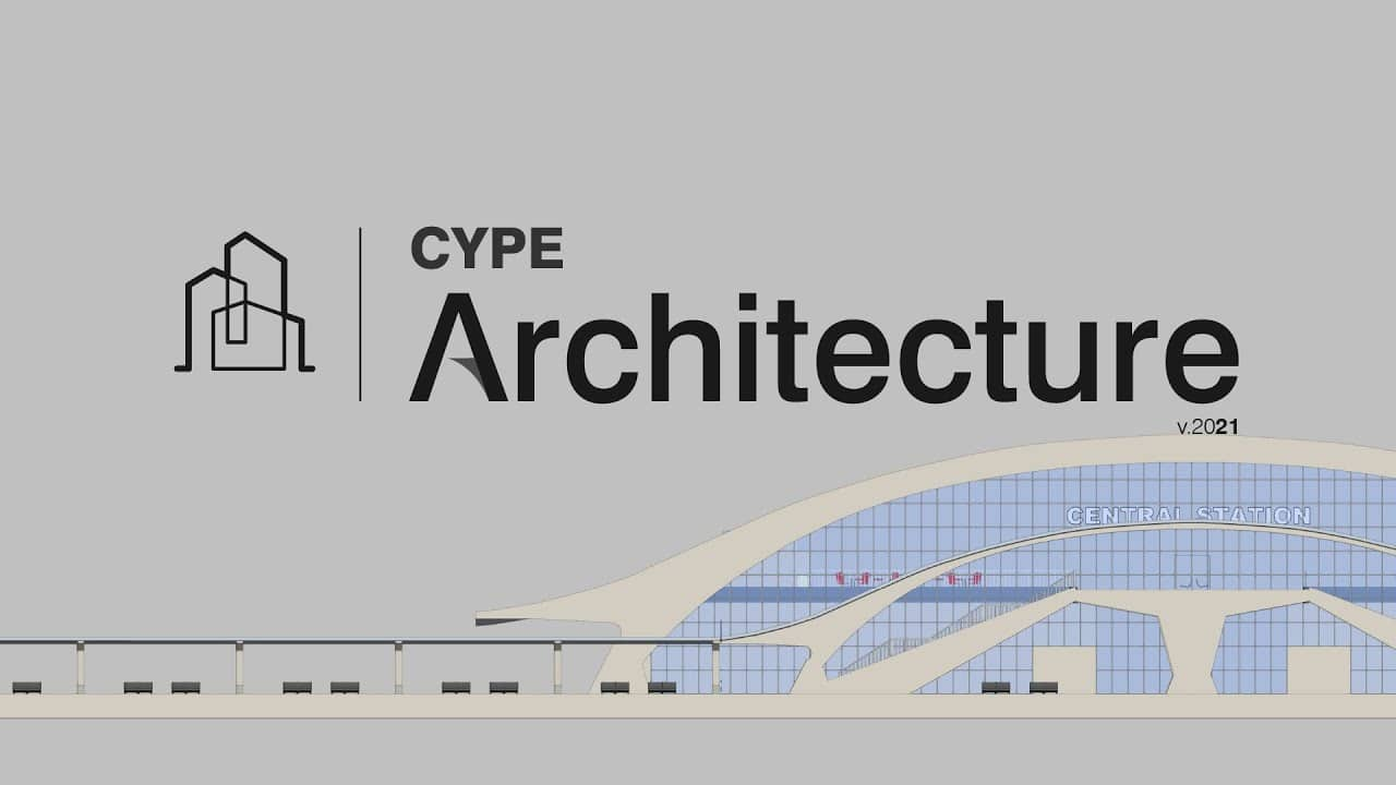 CYPE Architeture Modelador BIM 3D gratuito